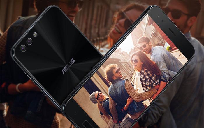ZenFone5の登場で大幅値下げ中の「ZenFone4(ZE554KL)」の特徴。どこ ...